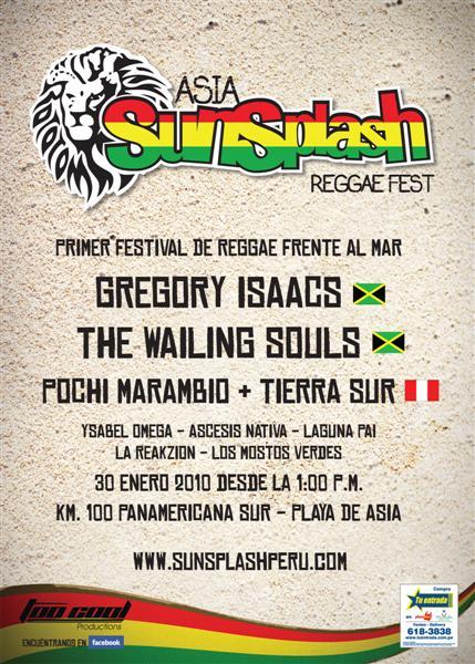 Asia Sunsplash Reggae Fest