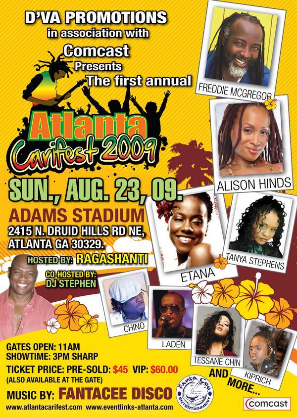 Atlanta Cari Fest