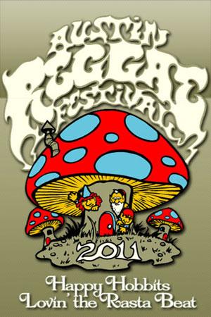 Austin Reggae Festival 2011