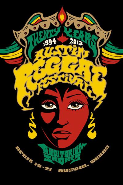Austin Reggae Festival 2013