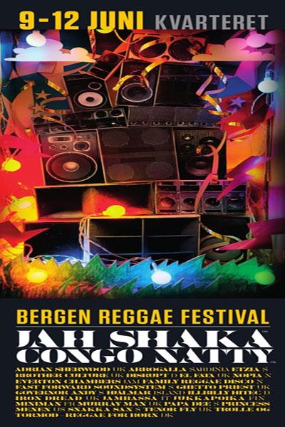 Bergen Reggae Festival 2011