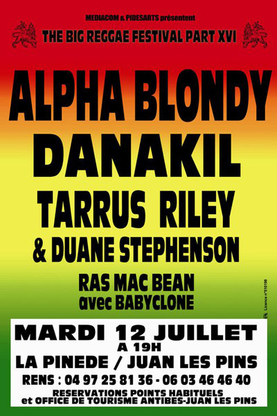 Big Reggae Festival 2011