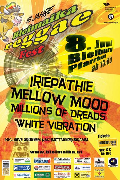 Bleimaika Reggae Fest 2013