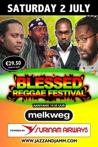 Blessed Reggae Festival 2011