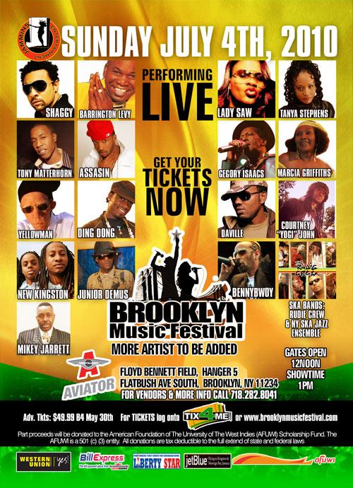 Brooklyn Music Festival 2010