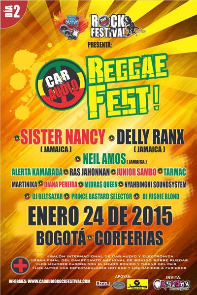 Car Audio Reggae Fest 2015