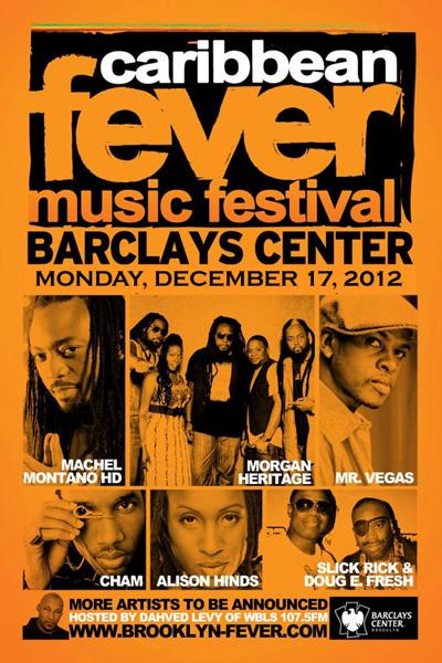 Caribbean Fever Music Festival 2012