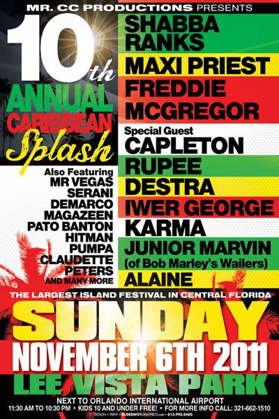 Caribbean Splash 2011