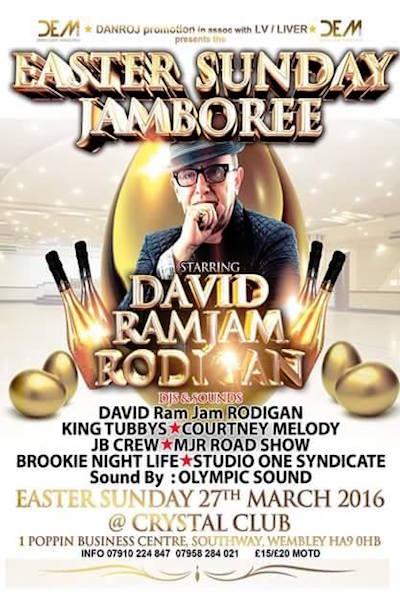 Easter Sunday Jamboree 2016