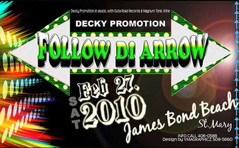 Follow Di Arrow 2010