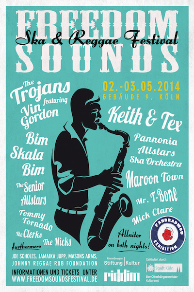 Freedom Sounds Festival 2014