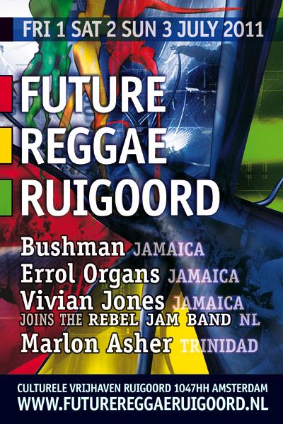 Future Reggae Ruigoord 2011