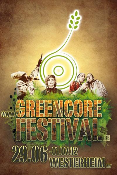 Greencore Festival 2012