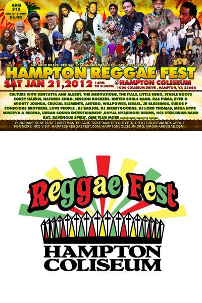 Hampton Reggae Fest