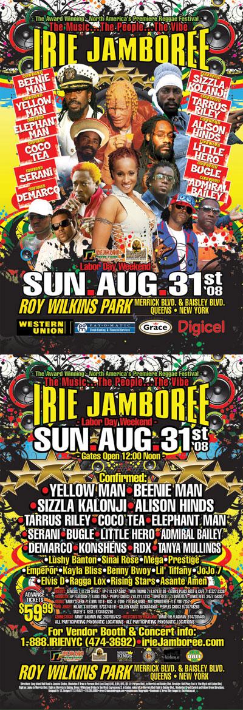 Irie Jamboree 2008