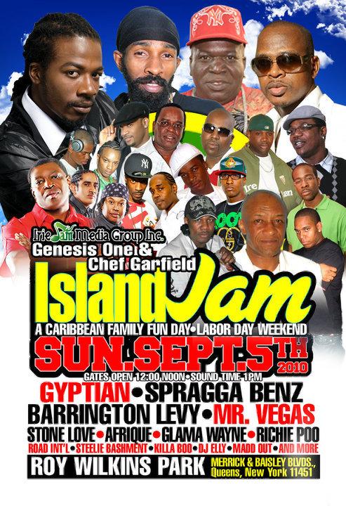 Island Jam 2010