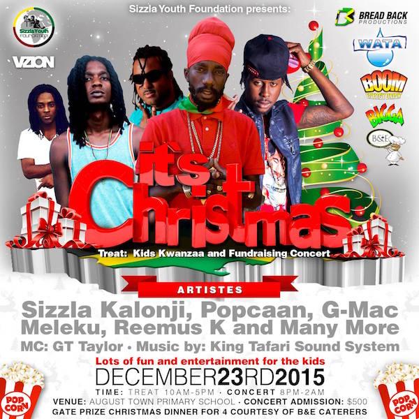 It's Christmas 2015