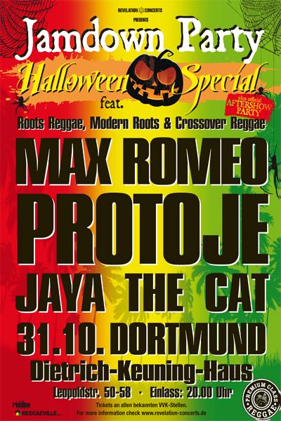 Jamdown Party - Halloween Special 2013