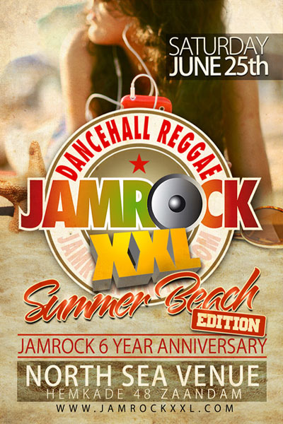 Jamrock XXL SummerBeach