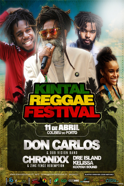 Kintal Reggae Festival - Porto 2014