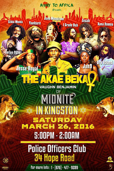 Midnite in Kingston 2016
