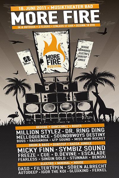More Fire Festival 2011