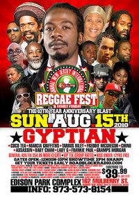 New Jersey Reggae Fest 2010
