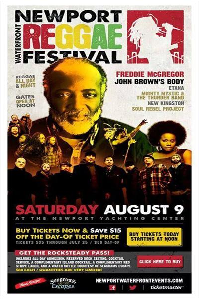 Newport Waterfront Reggae Festival 2014