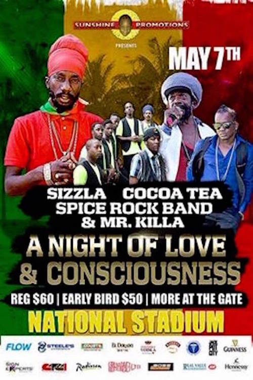A Night of Love & Consciousness 2016