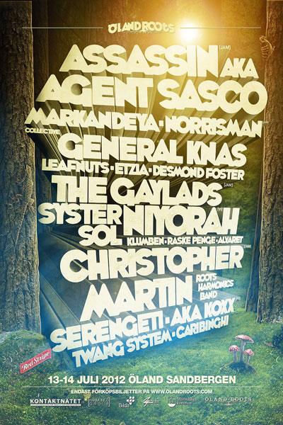 Öland Roots 2012