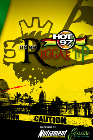 On Da Reggae Tip 2012