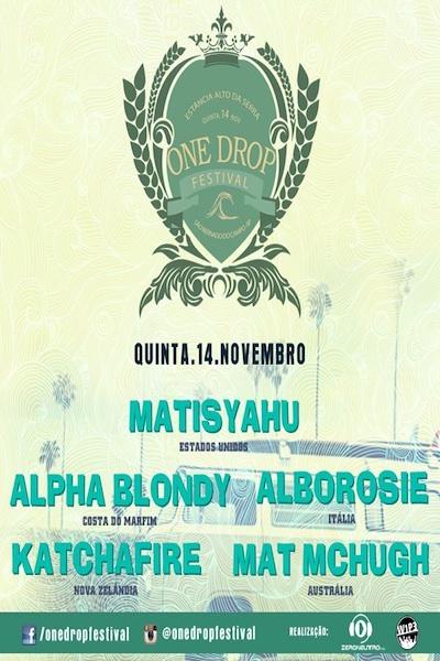 One Drop Festival 2013