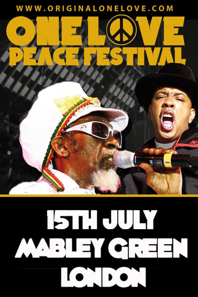 Cancelled: One Love Peace Festival 2012