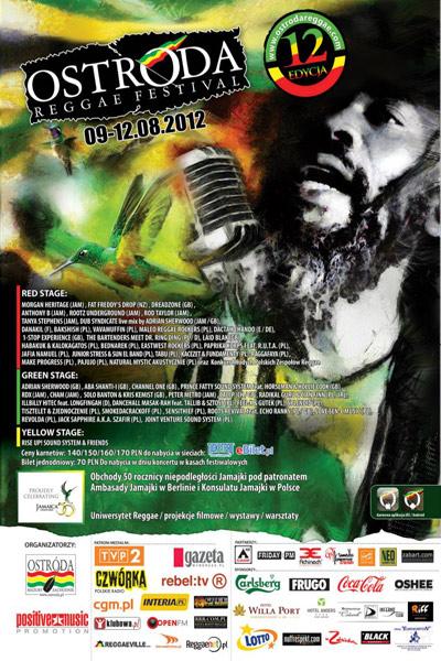 Ostroda Reggae Festival 2012