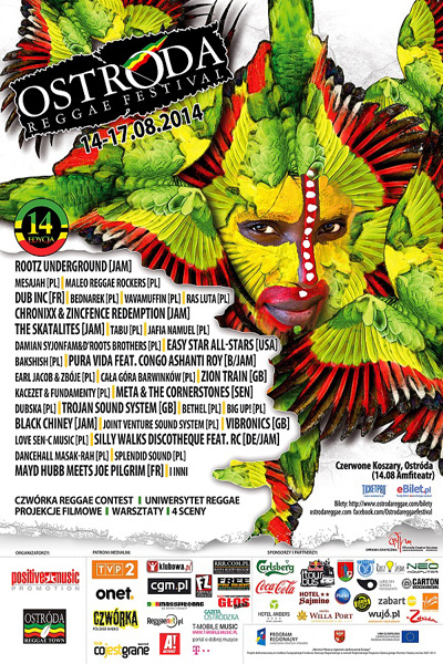 Ostroda Reggae Festival 2014