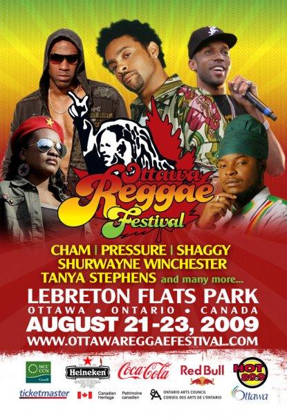Ottawa Reggae Festival 2009