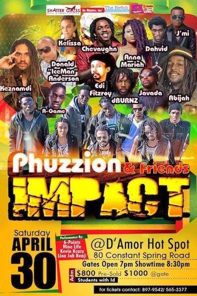 Phuzzion & Friends Impact 2016
