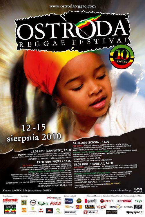 Ostroda Reggae Festival 2010