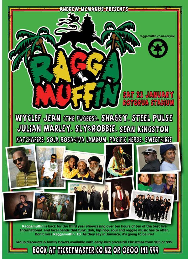 Raggamuffin Festival 2010