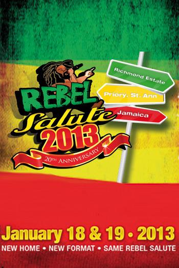Rebel Salute 2013