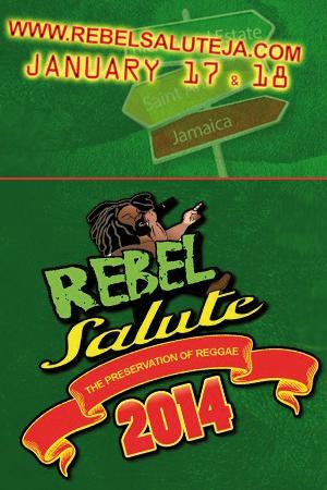 Rebel Salute 2014
