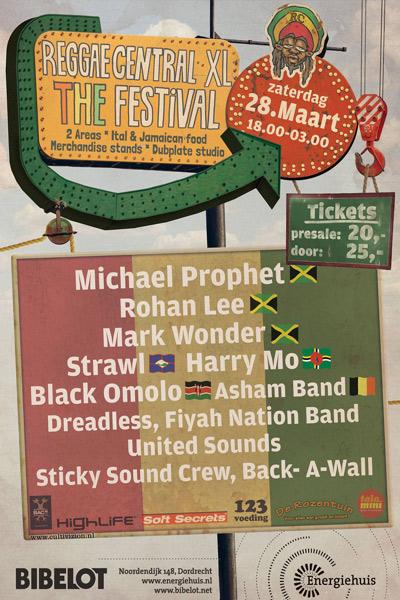 Reggae Central 2015