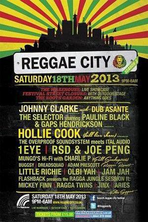 Reggae City 2013