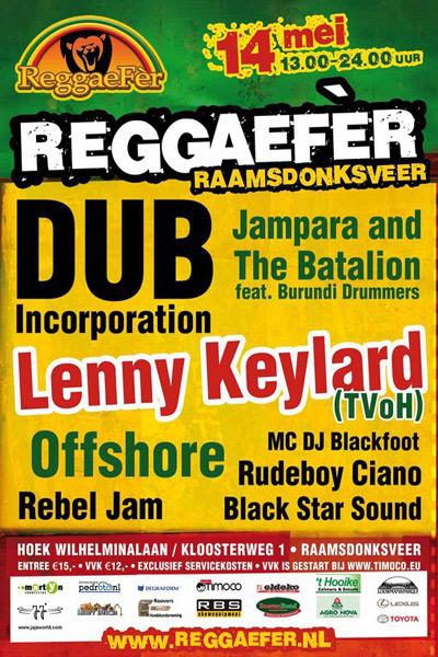 ReggaeFer 2011
