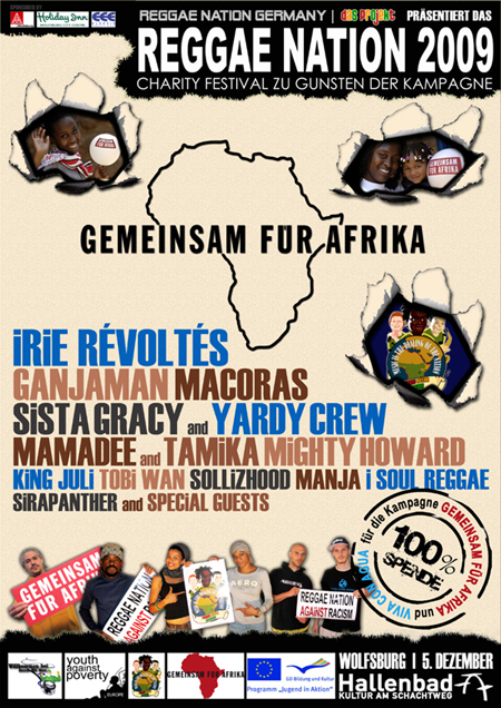 Reggae Nation 2009