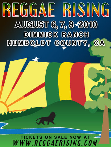 Cancelled: Reggae Rising 2010