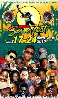 Reggae Sumfest 2010