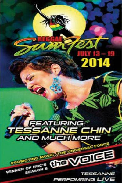 Reggae Sumfest 2014