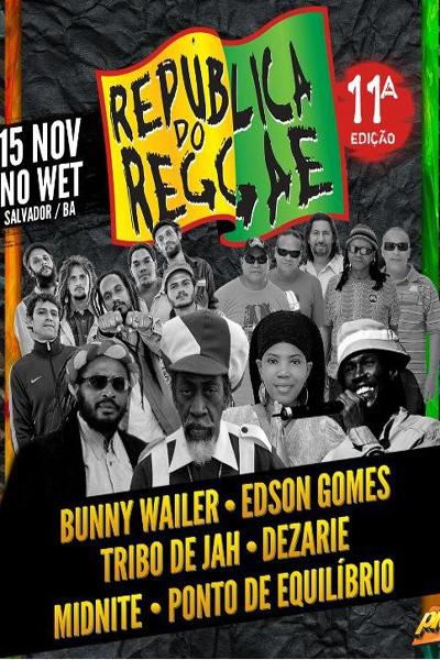 Republica Do Reggae 2014