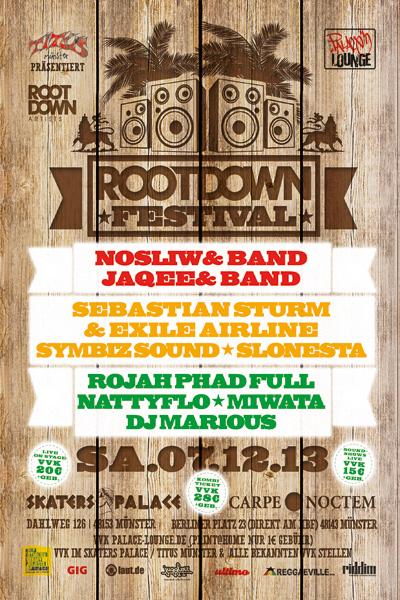 Rootdown Festival 2013